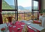 Hôtel Cernon - Jura Hotel Restaurant Le Panoramic-2