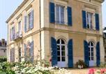 Hôtel Sablé-sur-Sarthe - Logis Le Parc Hotel & Spa-1