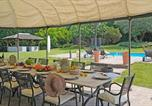 Location vacances Prevalle - Villa Ambrogia: large country manor with private pool next to golf course-2