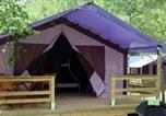 Camping avec Piscine Najac - Flower Camping des Gorges de l'Aveyron-3