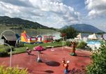Camping avec Accès direct plage Rhône-Alpes - Camping du Lac du Lit du Roi-2