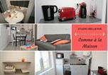 Location vacances Caulaincourt - Comme à la Maison - Bellevue-2