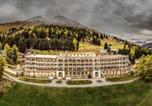 Hôtel Klosters-Serneus - Schatzalp Hotel-1