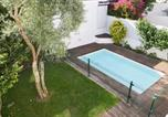 Location vacances Cascais - Lovely villa with 3 bedrooms and swimming pool-1