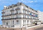 Hôtel Portsmouth - Best Western Royal Beach Hotel
