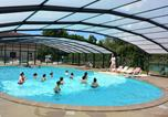 Camping avec Piscine Patornay - Camping Sous Doriat-1