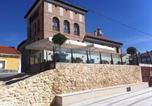 Hôtel Simancas - Jardin de la Abadia