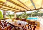 Location vacances Canicattini Bagni - Villa Contrada Piano Milo-1