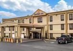 Hôtel Paducah - Comfort Inn Paducah I-24-2