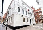 Location vacances Londres - Eldon Chambers Pod 5-4
