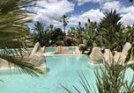 Camping 5 étoiles Sommières - Les Méditerranées - Camping Nouvelle Floride-1