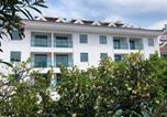Hôtel Marmaris - Princess Rima Apartments (villa Sunset)-1