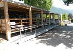 Camping avec Piscine La Salle-en-Beaumont - Camping Le Bois de Cornage-3