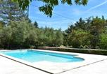 Location vacances Uzès - Luxurious Villa with Private Swimming Pool in Uzes-3