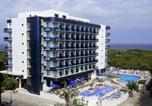 Hôtel Blanes - Hotel Blaucel-1