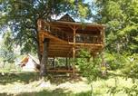 Location vacances Duga Resa - Treehouse Resnice -Mrežnica-4
