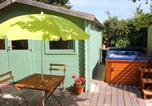 Location vacances Le Beausset - Petit chalet climatisé avec jacuzzi privé-1