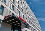 Hôtel Berlin - Hampton by Hilton Berlin City Centre Alexanderplatz-3