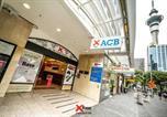 Hôtel Auckland - Base Auckland