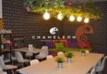 Hôtel Communauté Valencienne - Chameleon Hostel Alicante-2