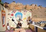 Hôtel Jaisalmer - Wonbin Safari Hostel-4
