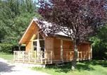 Camping avec Chèques vacances Rhône-Alpes - Sites et Paysages De Martinière-1