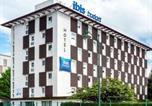 Hôtel Bellevaux - Ibis budget Thonon Les Bains-1