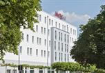 Hôtel Untermeitingen - Intercityhotel Ingolstadt-2