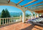 Location vacances Vall de Ebo - Orba Villa Sleeps 8 with Pool and Air Con-1
