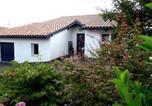 Location vacances Bassussarry - Agreable Villa Avec Piscine - 5min Biarritz-3