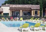 Location vacances Moissac-Bellevue - Holiday home Regusse 35 with Outdoor Swimmingpool-4
