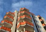 Location vacances Porto Garibaldi - Modern Apartment in Lido degli Estensi with Swimming Pool-2