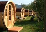Hôtel Titting - Naturama Beilngries - Naturparkcamping und Fasshotel-1