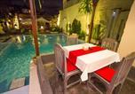 Hôtel Indonésie - Taman Sari Beach Inn & Hostel-1