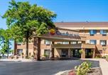 Hôtel Grand Rapids - Comfort Inn Airport Grand Rapids-2