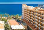 Hôtel Roquetas de Mar - Playadulce Hotel