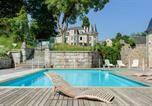 Hôtel 4 étoiles Rodez - Le Château D'orfeuillette-2