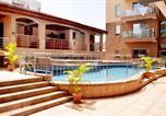 Location vacances Lagos - Rice Apartment, Danjuma-2