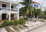 Hôtel Jambiani - Villa Mina beachhouse-3