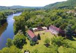 Location vacances Souillac - Peyrillac-et-Millac Villa Sleeps 10 with Pool Air Con and Wifi-1