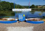 Camping avec Site nature Franche-Comté - Camping Du Bois De Reveuge-2