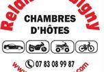 Hôtel Romenay - Relais d'Arbigny-1