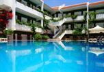 Hôtel Ιαλυσος - Terinikos Apart-Hotel-1