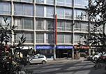 Hôtel Etterbeek - Aparthotel Wellington-2
