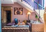 Hôtel 4 étoiles Villevieille - Hotel The Originals Montpellier Est Disini (ex Relais du Silence)-4