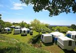 Camping avec Piscine couverte / chauffée Puybrun - Campéole Le Francès-1