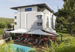 Hôtel Bouc-Bel-Air - Best Western Plus Hôtel de l'Arbois-1