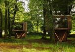 Camping avec WIFI Créances - Camping L'Etape en Forêt-3