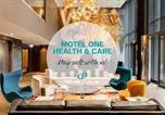Hôtel Varsovie - Motel One Warsaw-Chopin-1
