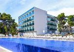 Hôtel Sibenik - Villas Arausana & Antonina-1